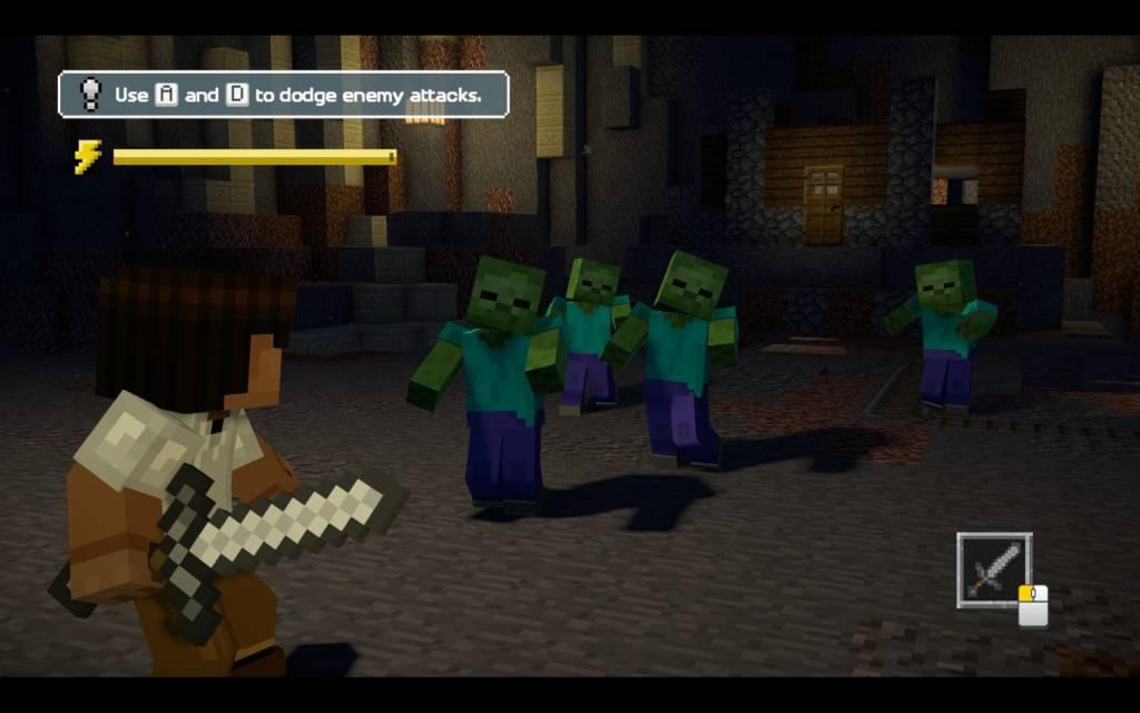 Minecraft Story Mode Season 2 10