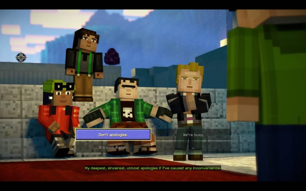 Minecraft Story Mode Season 2 3