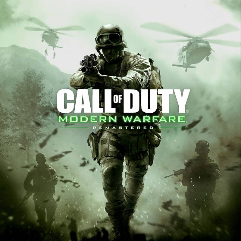 Call of Duty: Modern Warfare Remastered – recenzja kampanii single player