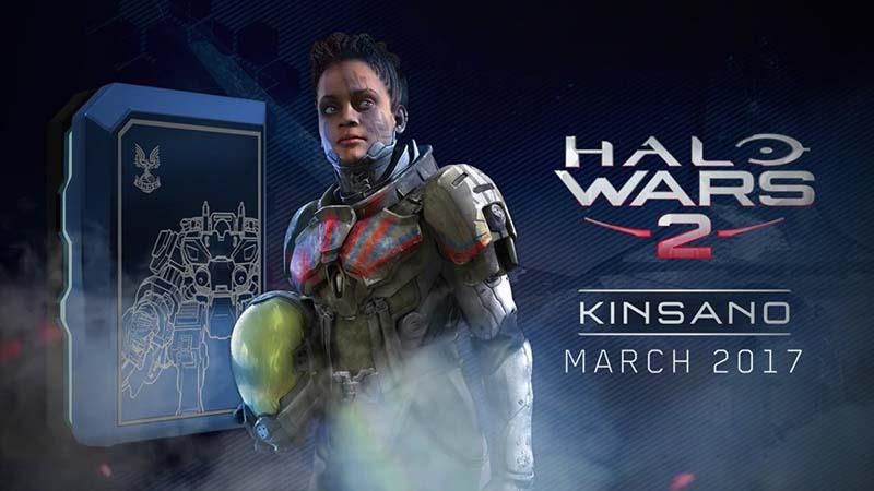 Nowy dowódca dołącza do Halo Wars 2