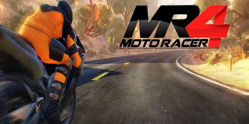 Moto Racer 4 art