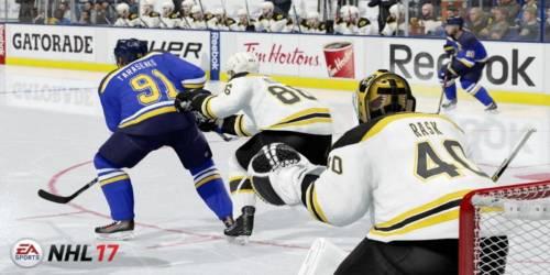 NHL 17 – beta-testy rozpoczną się pod koniec lipca