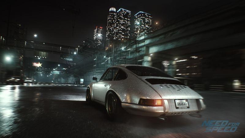 Jutro pojawi się wielka aktualizacja do Need for Speed