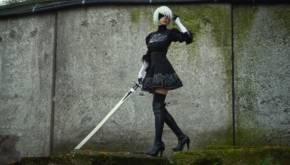 NieR Automata cosplay 1