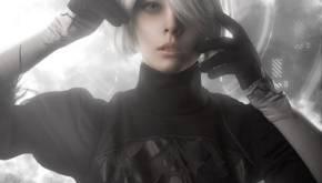 NieR Automata cosplay 3
