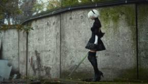 NieR Automata cosplay 5