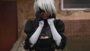 NieR Automata cosplay 8