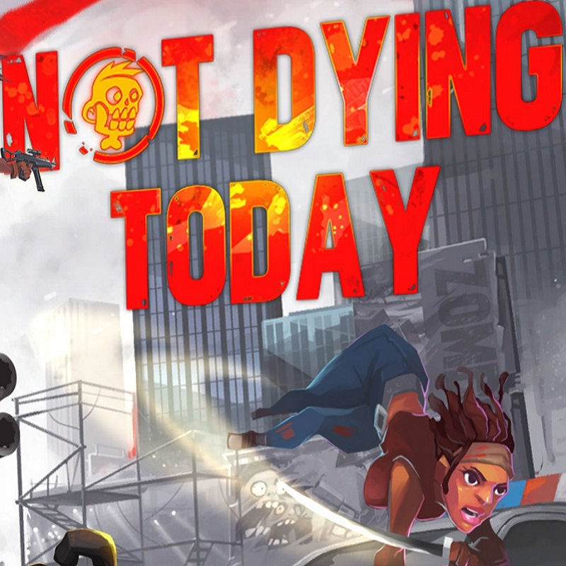 Not Dying Today logo 1