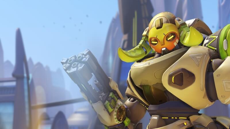 Orisa – nowy bohater w Overwatch