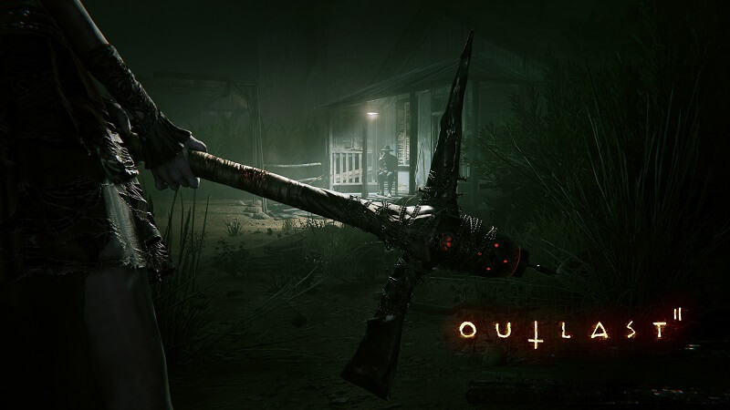 Outlast 2 premiera