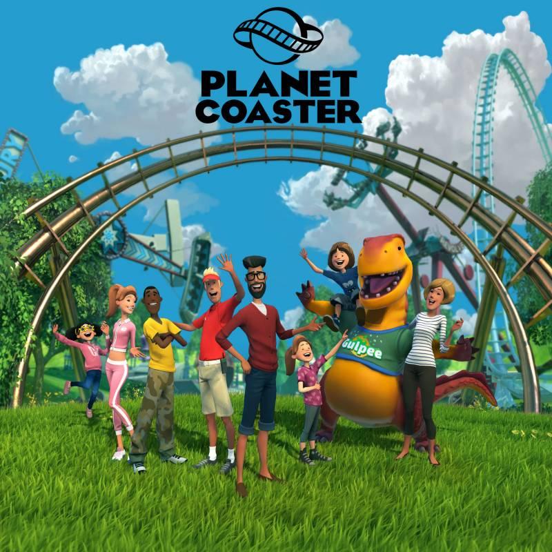 Planet Coaster – recenzja