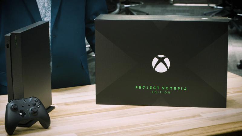 Project Scorpio - edycja limitowana