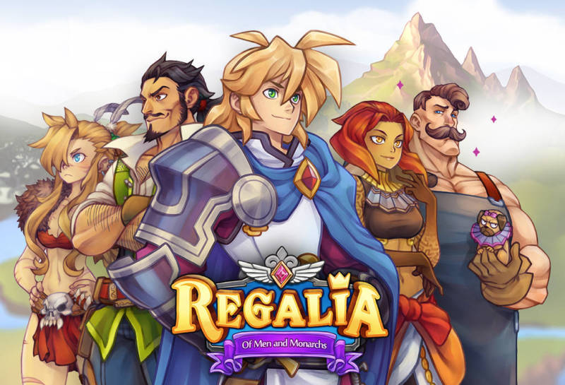 Premierowy zwiastun Regalia: Of Men and Monarchs