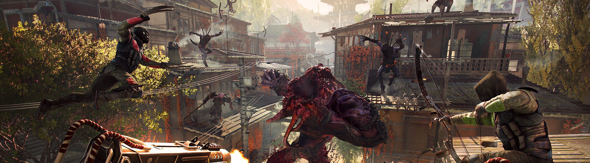 Shadow Warrior 2 – nowy gameplay w sieci