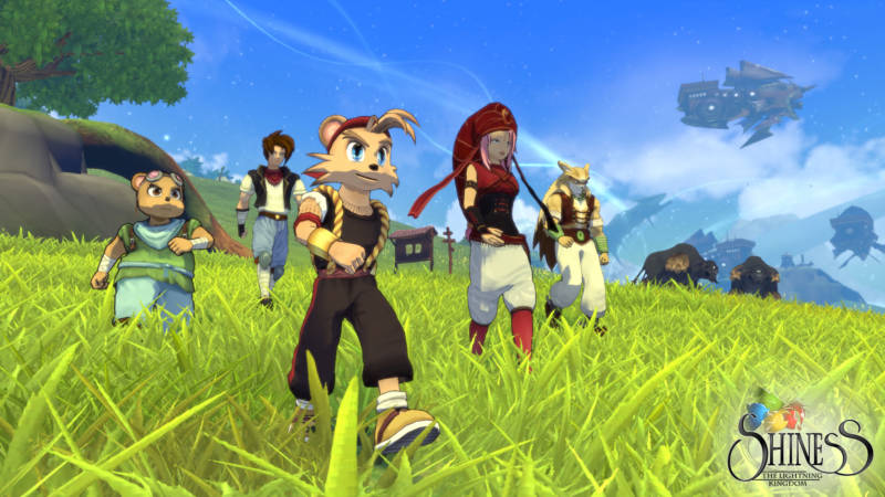 Shiness: The Lightning Kingdom zadebiutuje w kwietniu na PC, PlayStation 4 i Xbox One