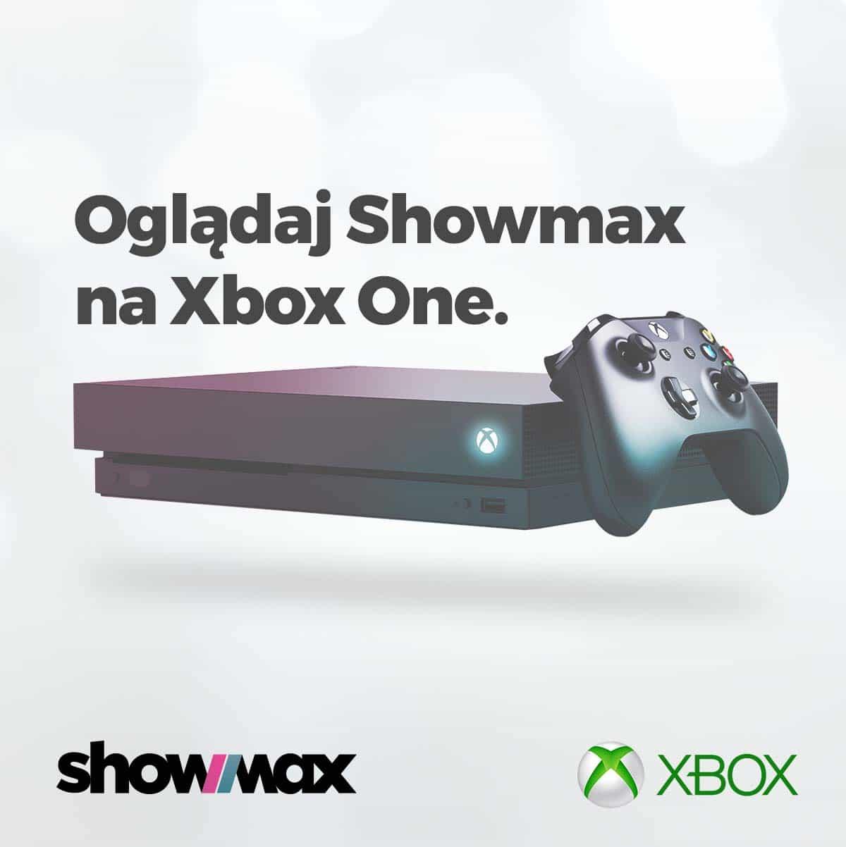Showmax Xbox One
