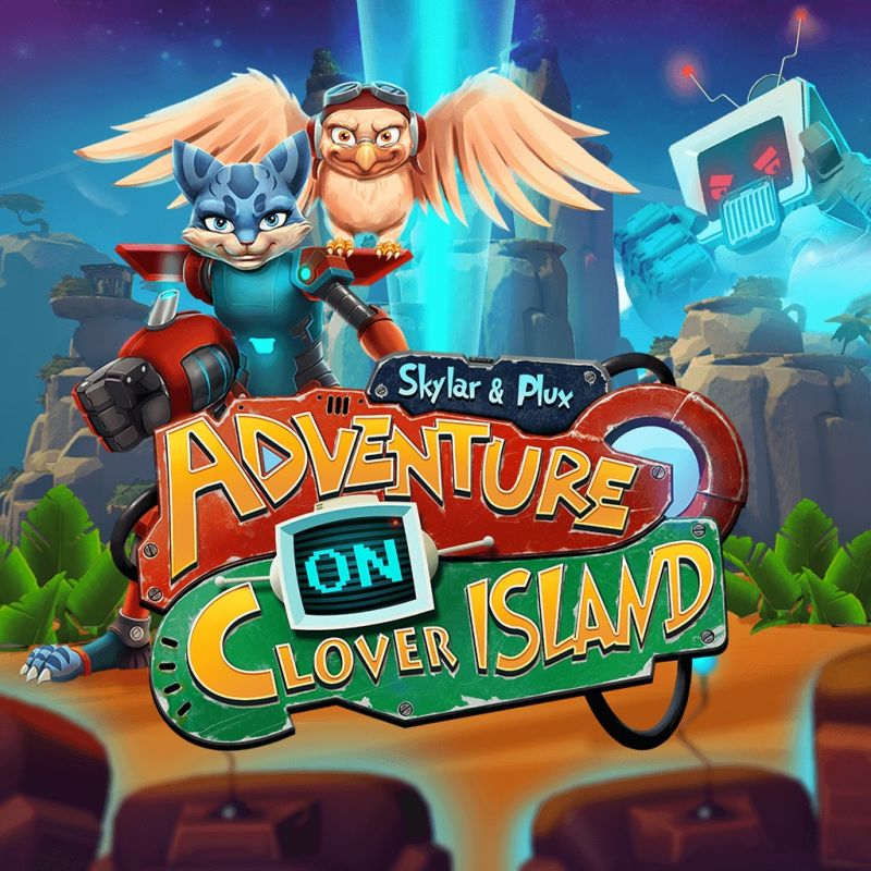 Skylar Plux Adventure on Clover Island 1