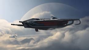 Star Citizen Hurricane 2