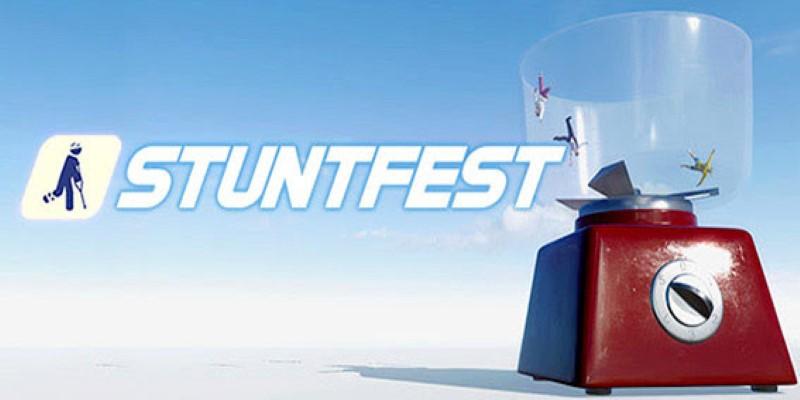 Stuntfest art 1