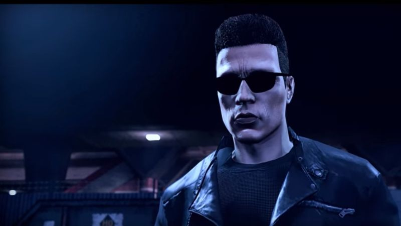 Terminator 2 w GTA V