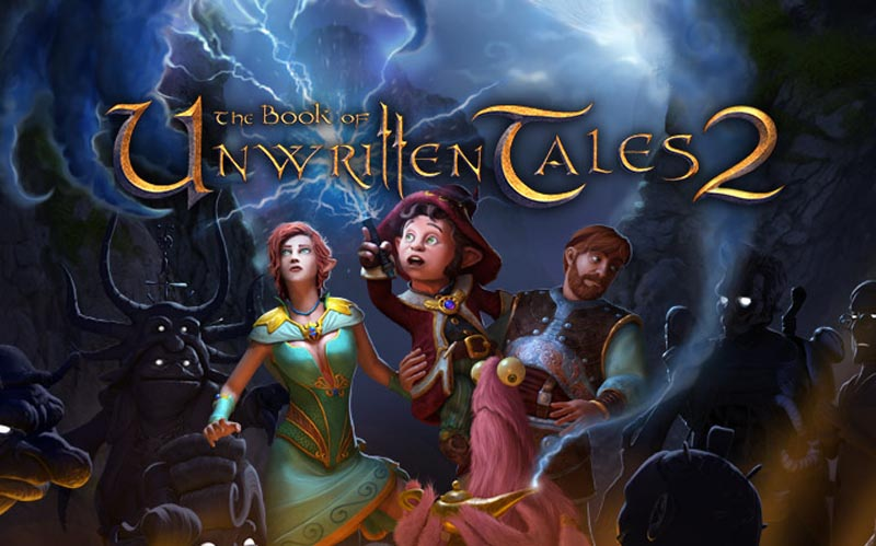 The Book of Unwritten Tales 21