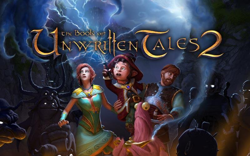 The Book of Unwritten Tales 2 już na półkach sklepowych