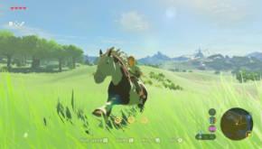 The Legend of Zelda Breath of the Wild 1