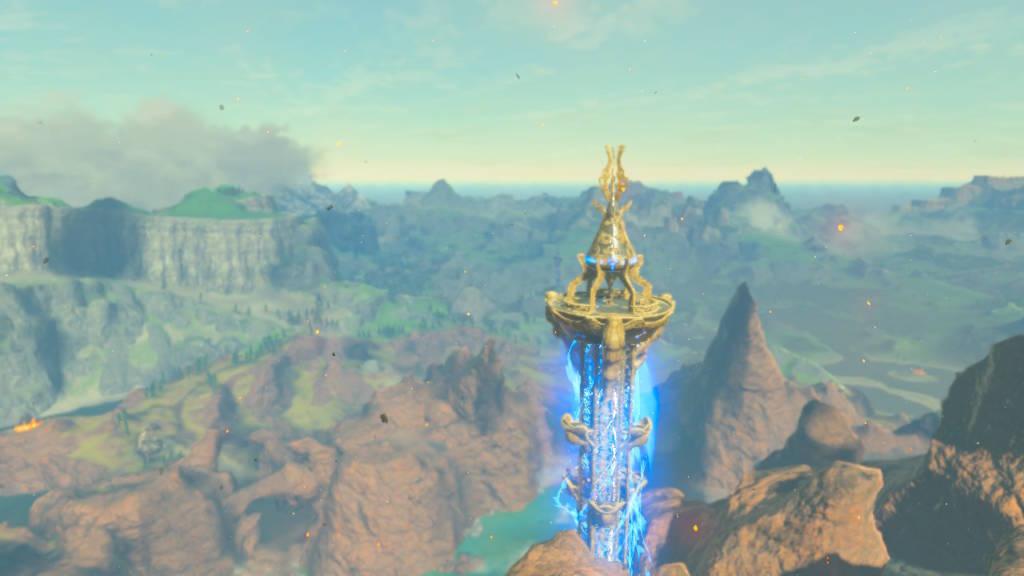 The Legend of Zelda Breath of the Wild 10