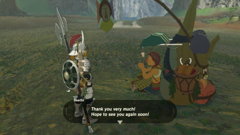 The Legend of Zelda Breath of the Wild 16