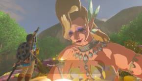 The Legend of Zelda Breath of the Wild 17