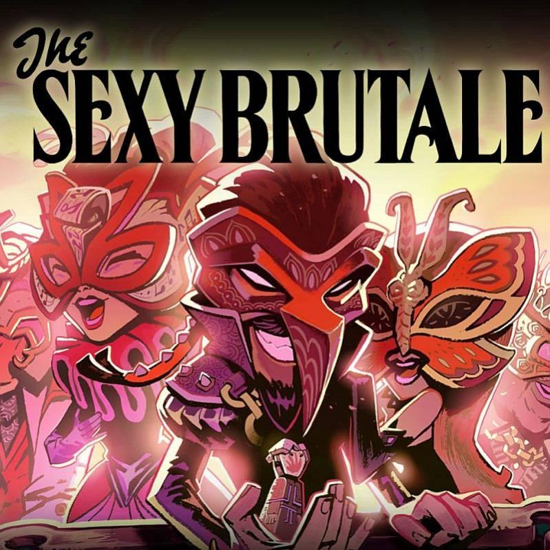 The Sexy Brutale logo e1492081169380