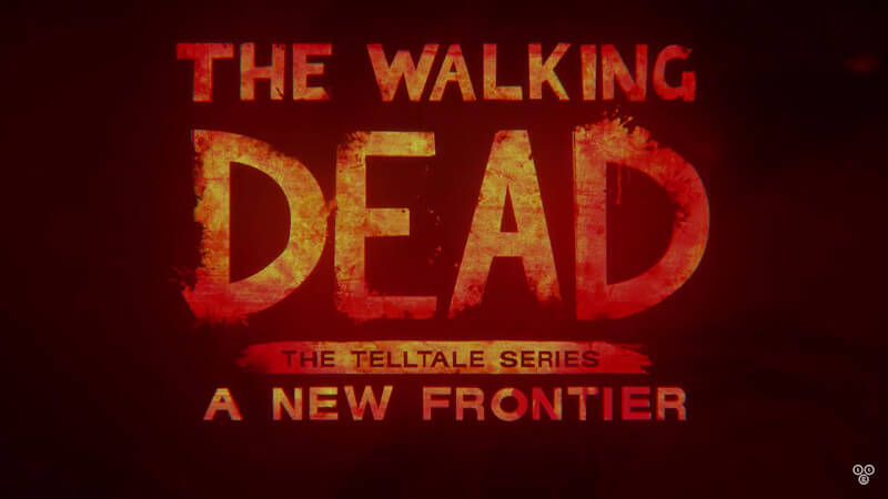 The Walking Dead A New Frontier 1