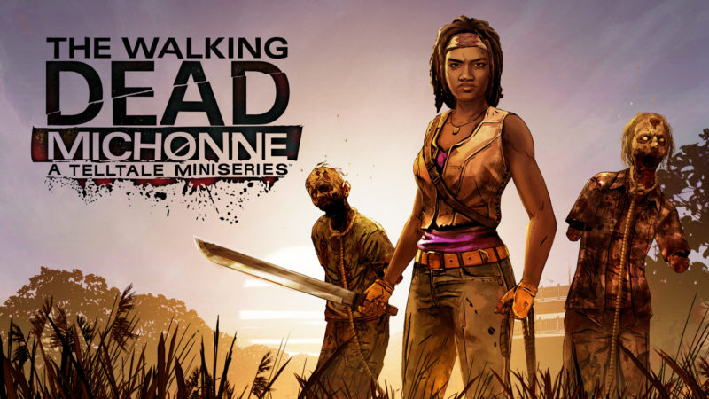 The Walking Dead Michonne e1461159662772