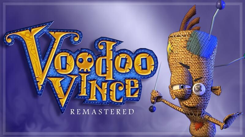 VoodooVince logo