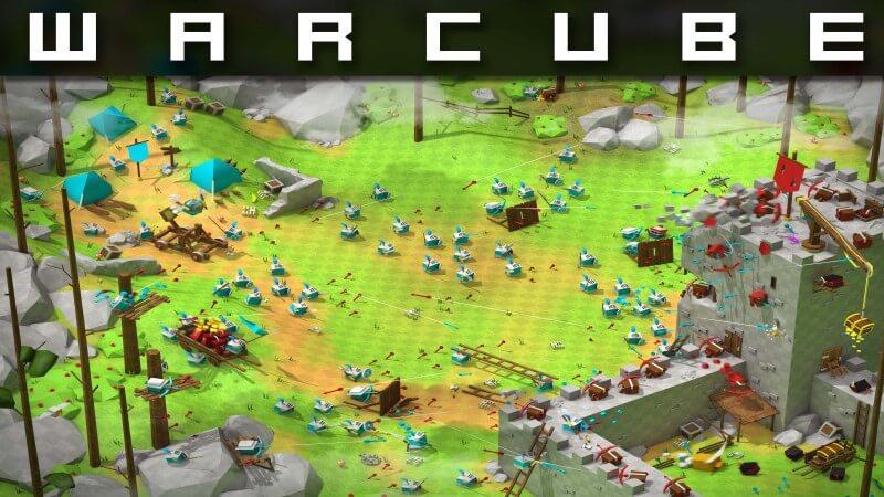 Warcube gra 1