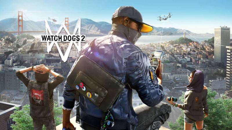 Gra Watch Dogs 2 na PC otrzymała aktualizację 1.09