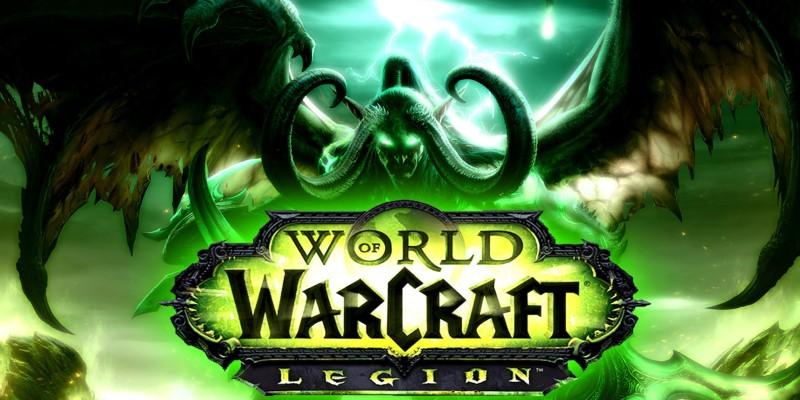 World of Warcraft Legion art
