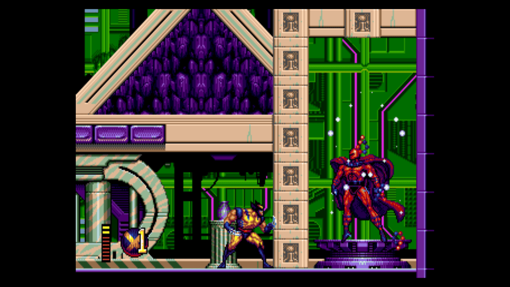 X Men Clone Wars Magneto vs Wolverine