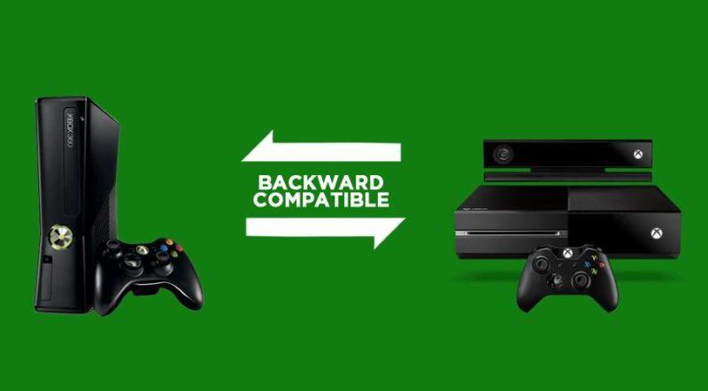 Xbox One backward compatible e1461874300342
