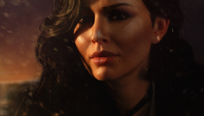 Yennefer cosplay 1