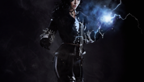 Yennefer cosplay 3