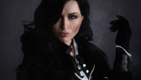 Yennefer cosplay 4