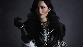 Yennefer cosplay 5