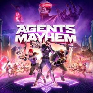 Agents Of Mayhem Logo
