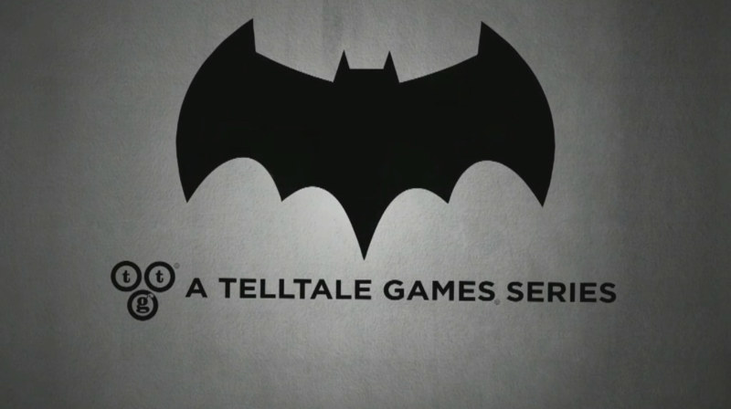 batman telltale games series