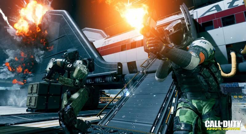 Mapa Terminal powróci w Call of Duty: Infinite Warfare – zwiastun