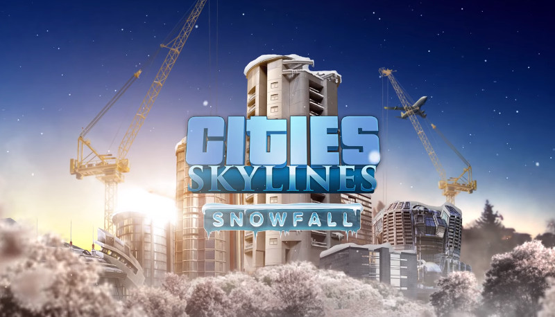 cities skylines snowfall