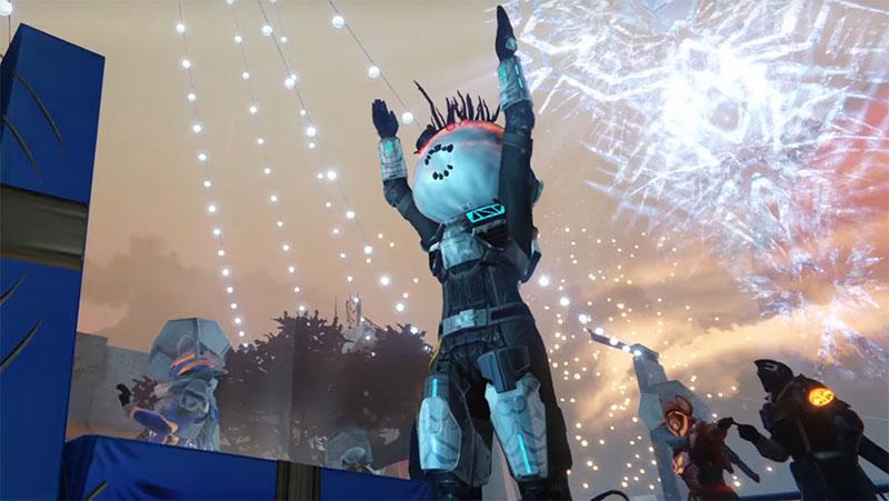 Destiny: Rise of Iron – The Dawning – premierowy zwiastun zimowego wydarzenia