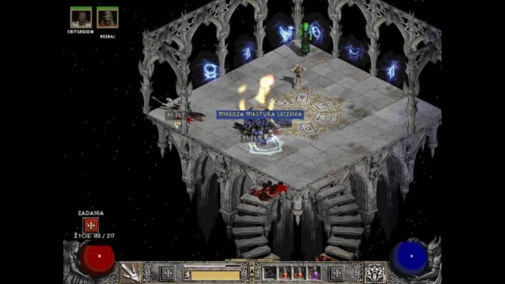 Diablo 2 Grobowiec Tal Rasha