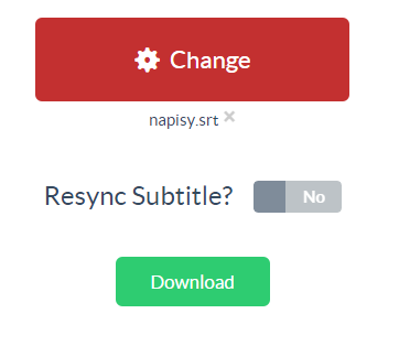 download napisy